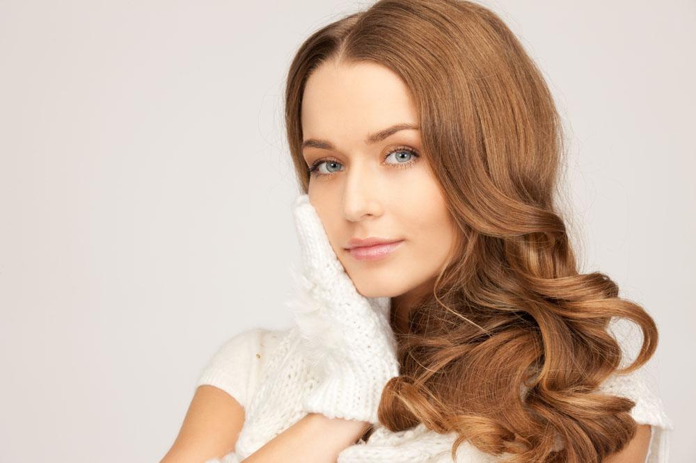 性感外国美女发型设计高清图片