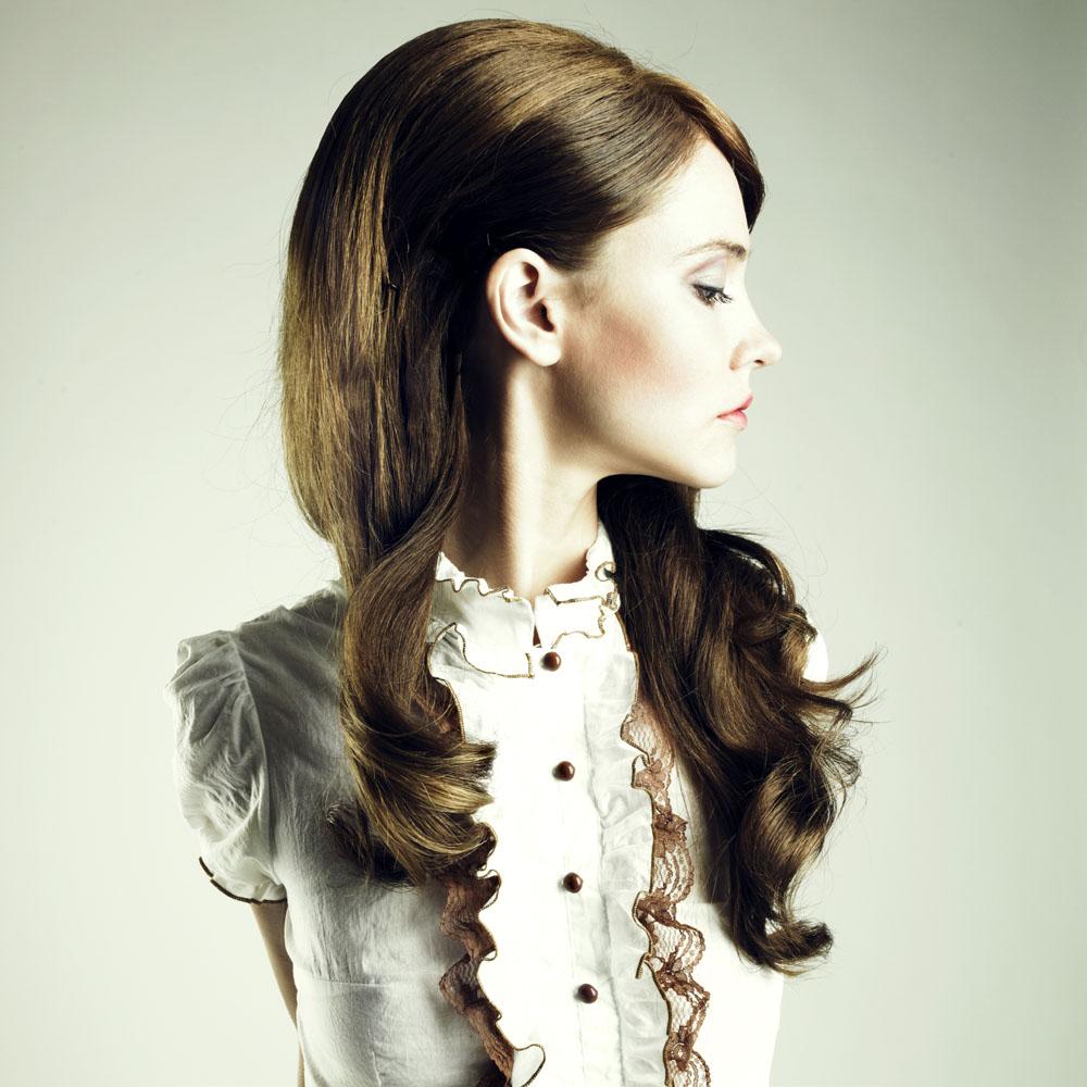 外国时尚美女发型设计高清图片