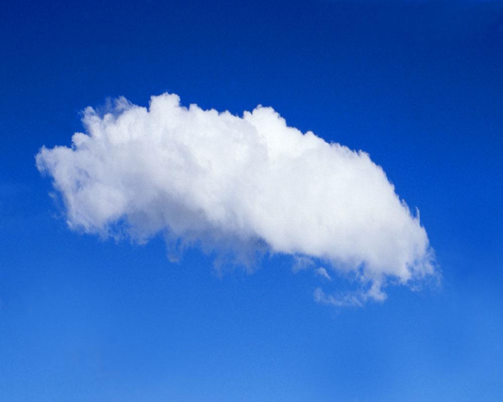 蓝天白云图片50