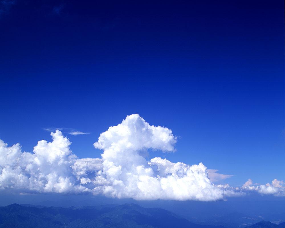 蓝天白云图片57