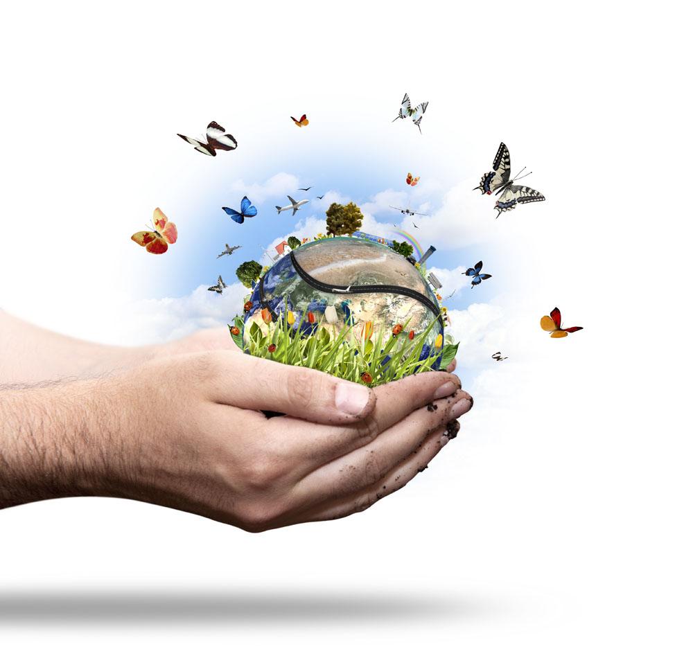 环保创意高清图片