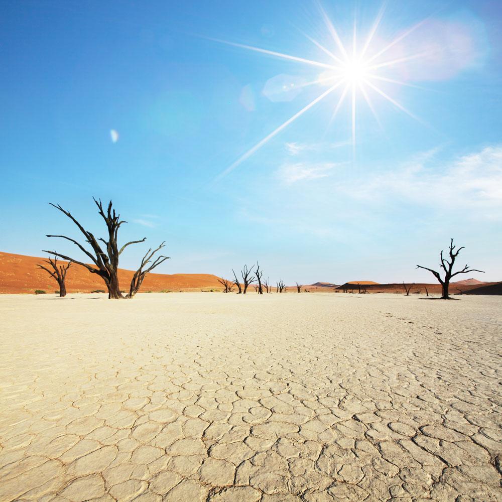 沙漠风光摄影高清图片
