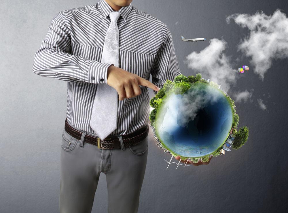 环保元素图片